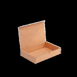 Caixa fecho c/ Aba 10x10x4cm