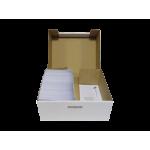 Caixa p/ Envelopes 28x23x11 cm