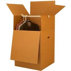Caixa p/ Transporte Vestuário 50x50x100cm