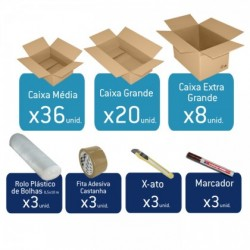 Packs Completos Mudanças